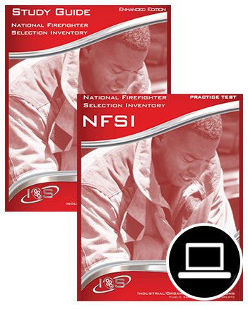 nfsi preparation materials national firefighter selection inventory rh iosolutions com Entry Level Firefighter Study Guides Firefighter Training