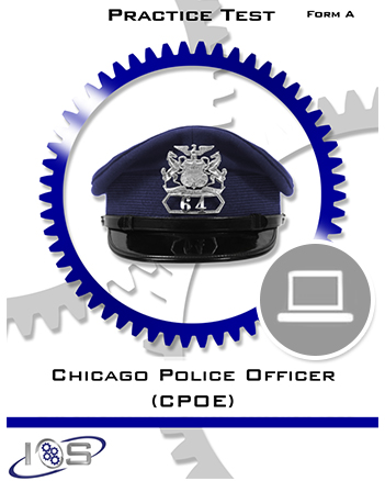 Chicago Police Officer (CPOE) Interactive Online Practice Test – Form A