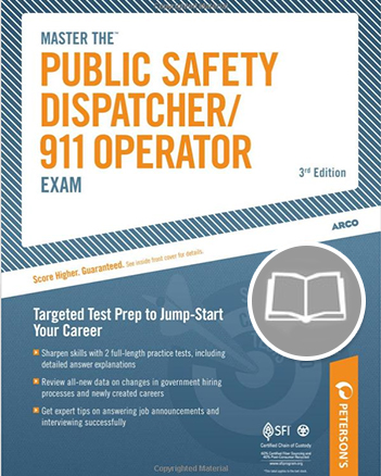 ARCO's Master the Public Safety Dispatcher/911 Operator Exam - Hard Copy