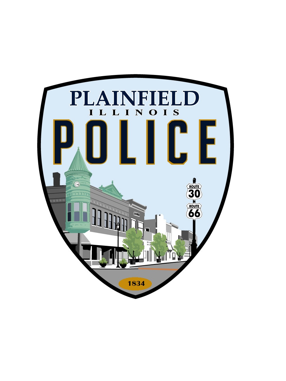 Plainfield Il Police Officer Job Application Industrial